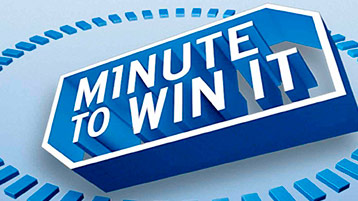 minute to win it groepsactiviteiten wageningen